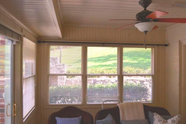 sunroom rod