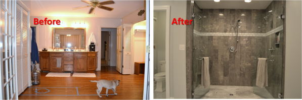 bathroom before and after2